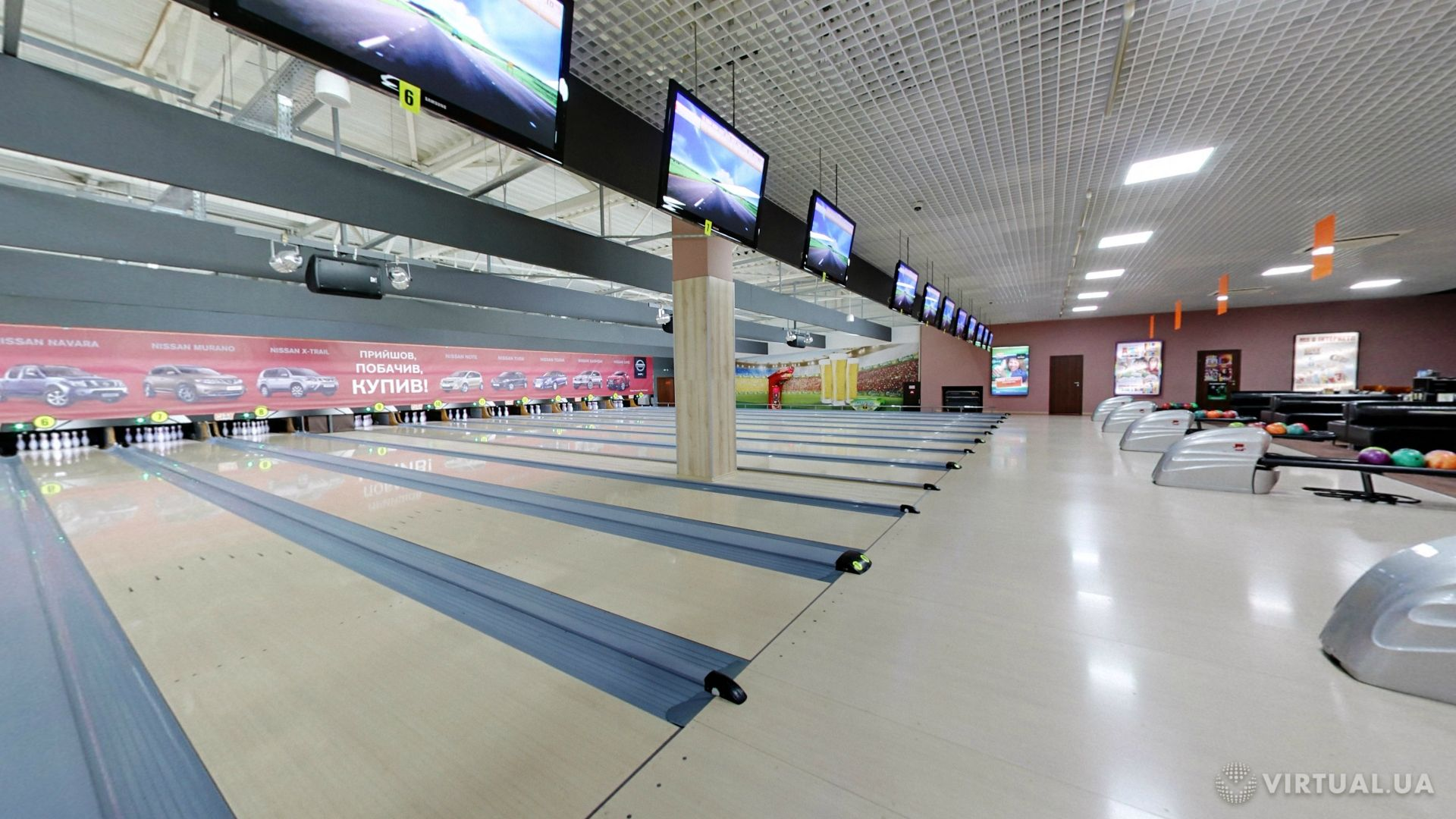 Боулінг «City Bowling», фото
